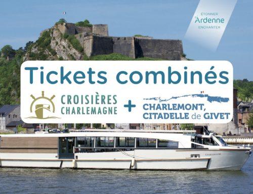 Une visite de la citadelle et une croisière sur la Meuse