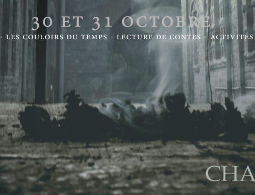 (Français) Halloween à Charlemont