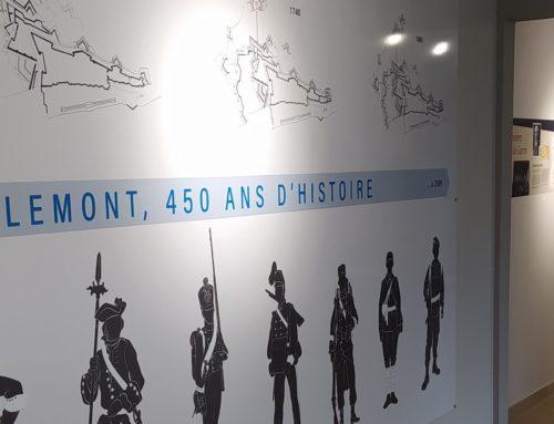 (Français) Charlemont se dote d'une salle d'exposition