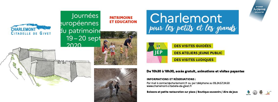 (Français) Journées Européennes du Patrimoine 2020