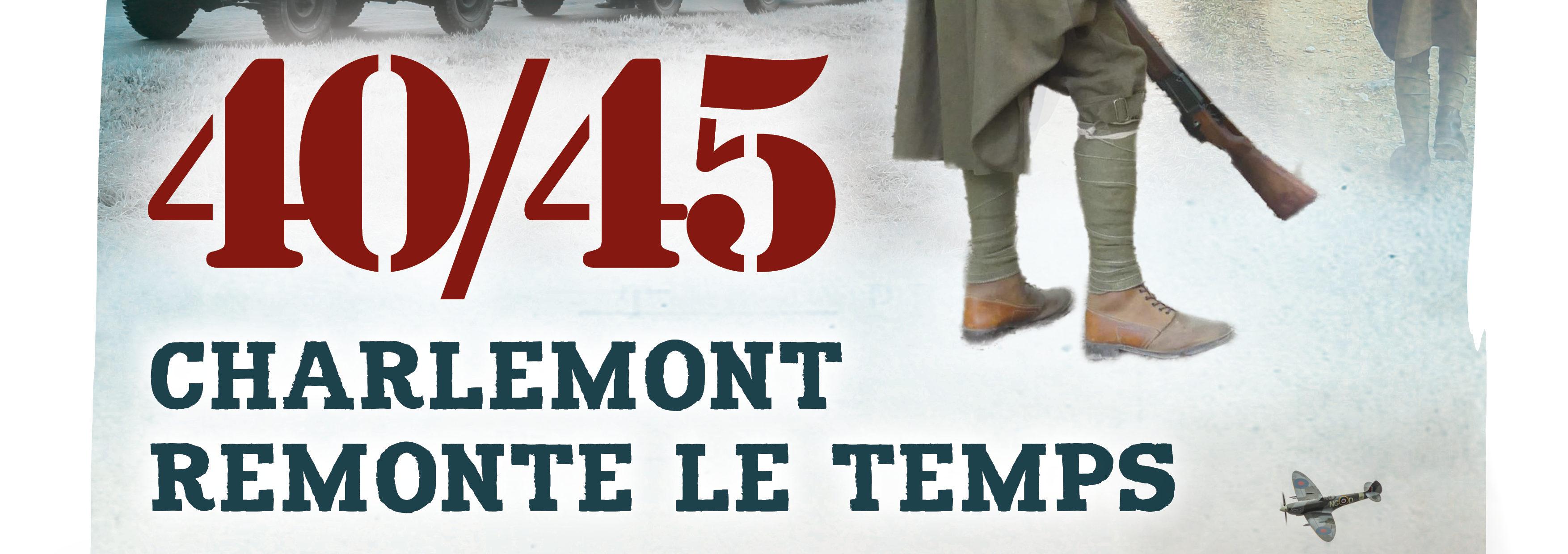 (Français) Charlemont remonte le temps, 17 et 18 juillet